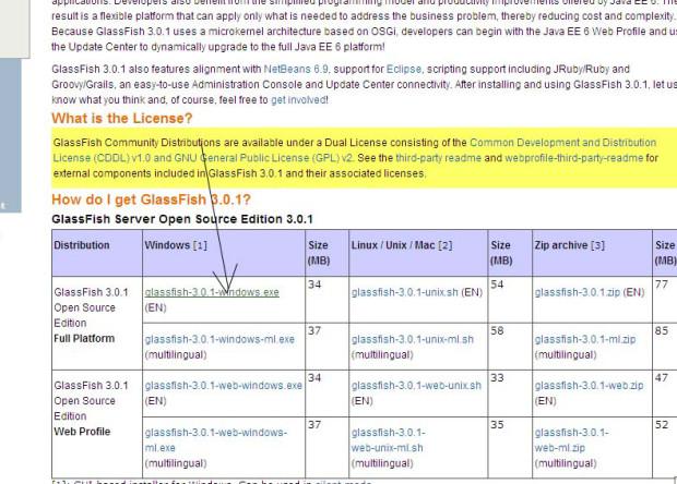 image10 - glassfish server and netbeans