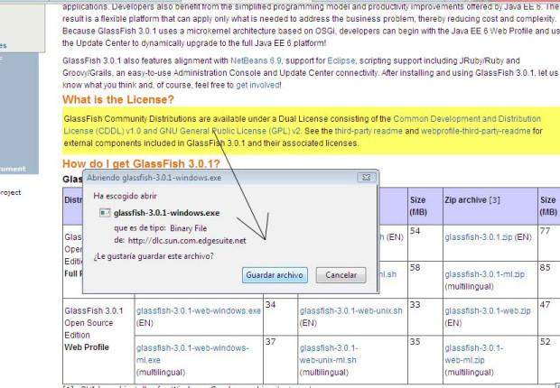 image11 - glassfish server and netbeans