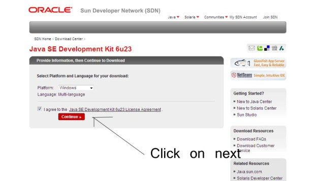 image2 - glassfish server and netbeans