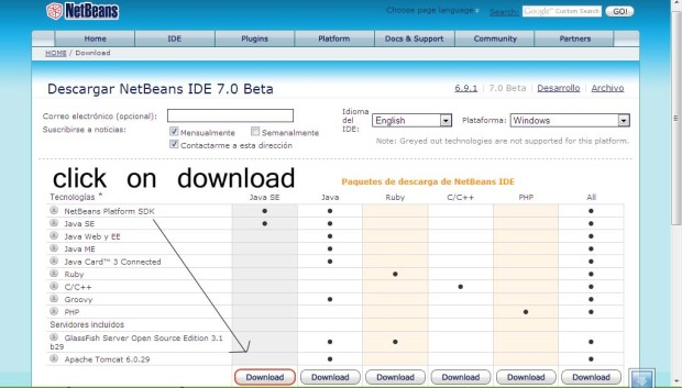 image24 - glassfish server and netbeans
