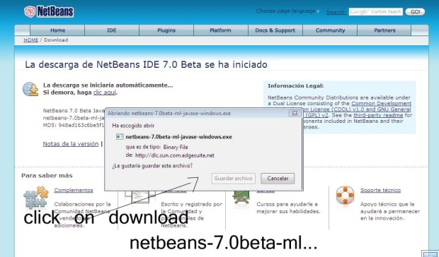 image25 - glassfish server and netbeans