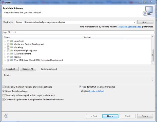 im4 - JBoss en servidor externo RHEL 7 y Eclipse Kepler con Spring MVC