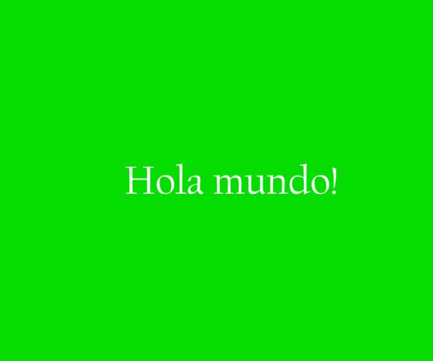 13 - fondo verde