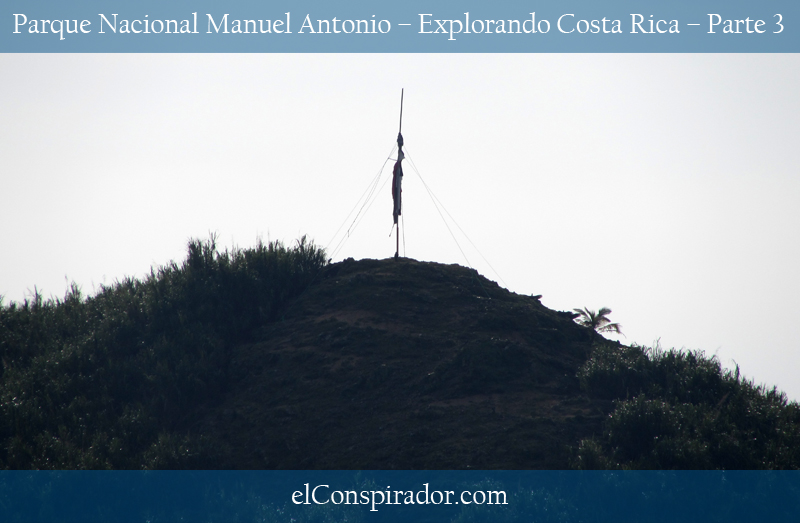 Bandera de la Isla Olocuita