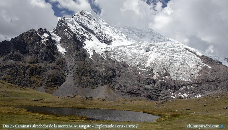 Montaña Ausangate.