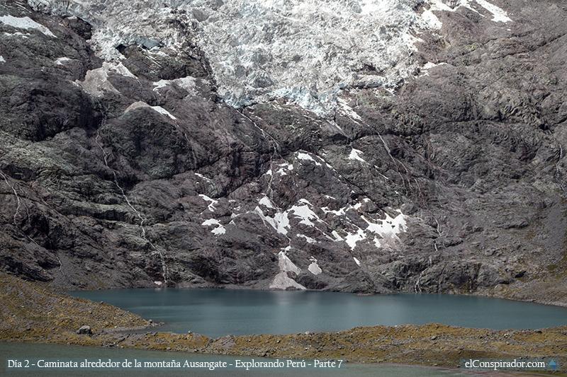 Laguna Quimsacocha.