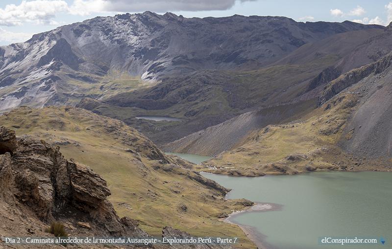 Lagunas, de más cercana a más lejana: Jatun Pucacocha, Pucacocha y Laikacocha.